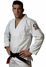 FREE Fuji All Around BJJ Gi White BJJ Jiu-Jitsu Kimono Gi Uniform #7000