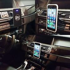 BFC Universal Magnet QI Wireless Phone Charger Rotating Vent Mount Car Holder