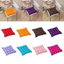 Indoor Outdoor Garden Patio Kitchen Office Sofa Chair Seat Cushion Pad 8 Colors
