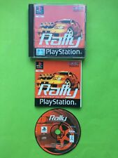 Rally Championship PS1 Playstation 1 PS2 PS3 Black Label Original Game