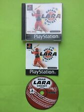 Brian Lara Cricket PS1 Playstation 1 PS2 PS3 PAL Game + Disc Only Option