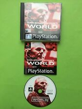 Sven-Goran Erikssons World Challenge PS1 Football Game + Works On PS2 & PS3