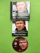Alex Ferguson's Player Manager 2001 PS1 PS2 PAL Game + Disc Only Option