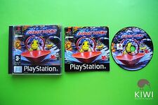XS Airboat Racing Playstation 1 PS1PS2 PS3 PAL Game + Disc Only Option + New