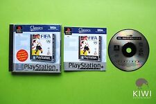 FIFA Road to World Cup 98 Sony Playstation 1 PS1 PS2 PS3 PAL Game