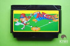 Pro Yakyuu Family Stadium Nintendo Famicom NES Namcot Baseball Game Cartridge