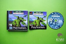 Army Men Land Sea Air Playstation PS1 PS2 PS3 PAL Game + Disc Only Option