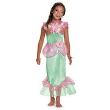 Girls Storybook Mermaid Halloween Costume