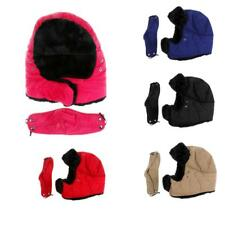 Russian Style Warm Snow Ski Hat Cap Winter Ear Cover Trapper Earflap with Mask