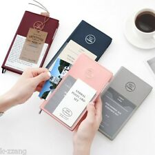 Iconic The Planner  Diary 2017 Dated Simple Korean Journey Scheduler Journal