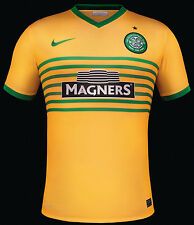 Brand New Genuine Nike Celtic 2013/14 Away Shirt   Adults Large