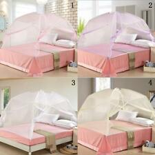 Folding Bedding Canopy Netting Mosquito Net Tent Single Double King All Size