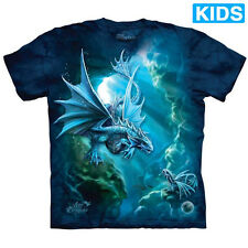 SEA DRAGON Kids T-Shirt Cool Creature Fantasy The Mountain Child Boy Girl NEW!
