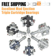 Xpedo TWINS (XMF07AC) MTB Mountain Bike Clipless Pedals SHIMANO SPD Compatible