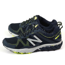 New Balance MT610GX5 D Navy & Volt & Grey GORE-TEX Trail Running Shoes 2016 NB