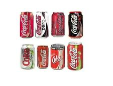 12/12 oz. Cans of Coke Coca-Cola Diet Caffeine-Free Soda Pop Beverage (Pick One)