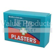 Wallace Cameron High Quality Washproof Hydrophobic First Aid Plasters - 150 Pack