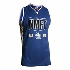North Melbourne Kangaroos AFL Football Youths Basketball Jersey