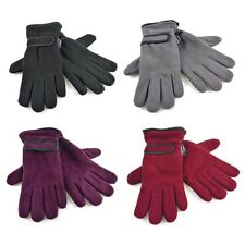 Ladies Thinsulate Insulation Thermal Winter Fleece Outdoor Gloves One Size