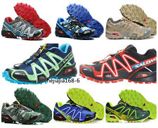 Men Training climbing Athletic Running Sneakers Salomon Sports Hiking Shoes