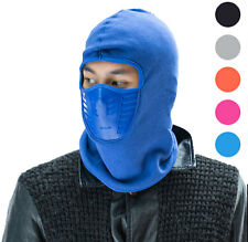 Balaclava Hood Swat Cap Ski Mask Bike Beanies Winter Wind Stopper Face Hats EZ