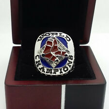 2007 Boston Red Sox World Series Championship Solid Copper Ring 8-14Size+Box