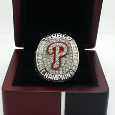 2008 Philadelphia Phillies World Series Championship Copper Ring 8-14Size+Box