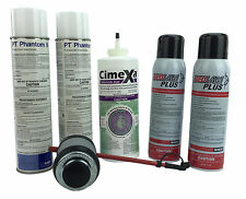 Bed Bug Insecticide Kit For One to Two Rooms, Bedlam Plus, Phantom, & CimeXa