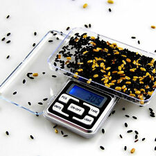 New 0.01x 200g Mini Digital Scale Weight Balance LCD Jewelry Pocket Weight Scale