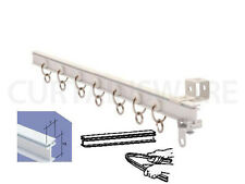 CURTAIN RAIL FOR BAY OR STRAIGHT WINDOW 2.50 m (98'') CURTAIN TRACK