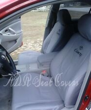 TOYOTA CAMRY (1997-2004) (2007-2011) CUSTOM Fit Seat Covers FULL SET Front&Rear