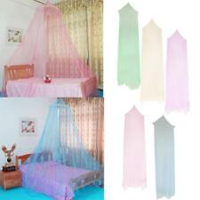 Round Dome Canopy Bed Net Mosquito Princess Bedroom Bedding Netting Curtain
