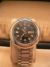 Tissot T12 Compressor Automatic Day Date Mens Vintage Swiss Diver Watch