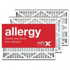 """16"""" X 25"""" X 3"""" MERV 11 GeneralAire 14164  Replacement Filter, 3-Pack"""