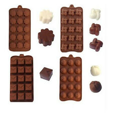 Chocolat Mold Bakeware Muffin Mould Jelly Ice Baking New 1pcs Cake Cookie Candy
