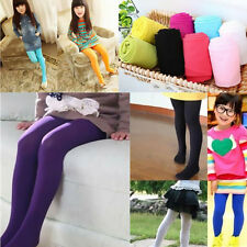 1Pcs Stockings Girls Candy Opaque Ballet Tights Pantyhose Hot Kids Dance Hosiery