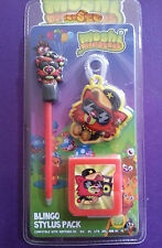 Moshi Monsters Stylus Packs Blingo Oddie Jeepers NEW Nintendo DS DSI 3DS DS XL