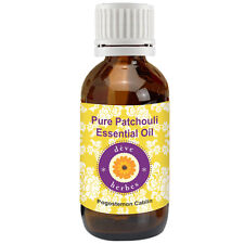 dève herbes Pure Patchouli Essential Oil (Pogostemon cablin) 100% Natural