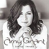 Lot of 2 Amy Grant CDs : Simple Things & Rock of Ages CDs Brand New
