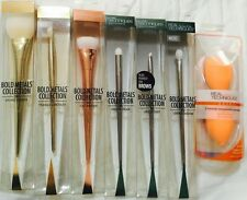 Bold Metals Collection 100 102 201 202 203 301 Face Eye Makeup Brush AUTHENTIC