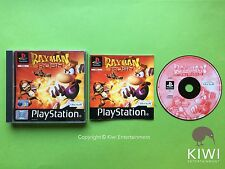 Rayman Rush Playstation 1 PS1 PAL Game + Works On PS2 & PS3