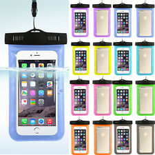 Waterproof Underwater Pouch Dry Bag Case Cover For iPhone Cell PhoneTouchscreen