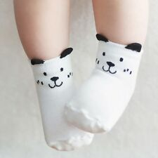 0-24 Month Cartoon Newborn Baby Girl Boy Anti-Slip Socks Slipper Shoes Boots new