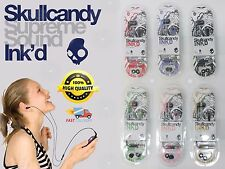 New Skullcandy Ink'd 2 Ink'd 2.0 Earbuds Headphone (listen to Music without Mic)