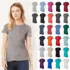 Bella + Canvas Womens The Favorite Tee Short Sleeve Ladies T-Shirt S-2XL 6004