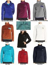Patagonia Women's Re-Tool Snap-T Pullover Fleece Sweater NWT XS,S,M,L,XL #25442