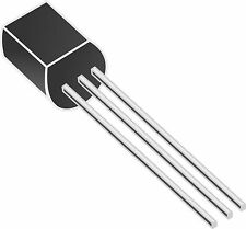 Choice of 2N3904 NPN or 2N3906 PNP Transistors - TO-92 - Complementary