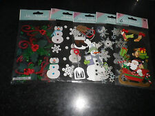 Jolees Boutique   Large pack Christmas dimensional embellishments