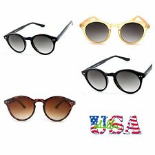Men Women Vintage Sunglasses Retro Classic Fashion Eyewear Round Sport Driving