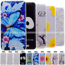 Patterned Cute TPU Back Silicone Soft Skin Case Painted Cover For Wiko Phones